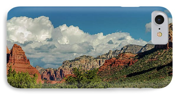 Sedona Panoramic II IPhone Case by Bill Gallagher
