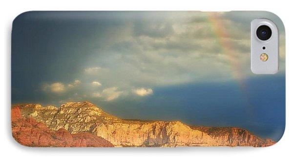 Sedona Rainbow 2 IPhone Case