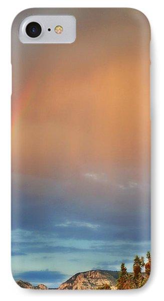 Sedona Rainbow 3 IPhone Case