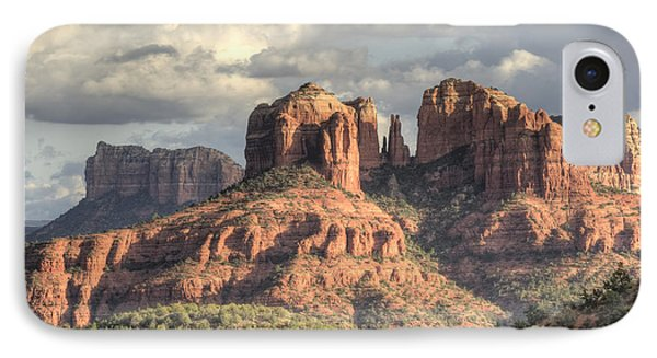 Sedona Red Rock Vista IPhone Case