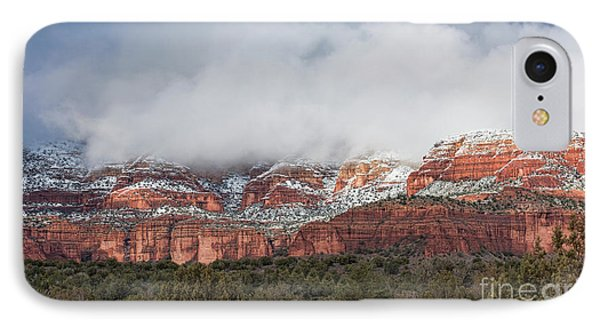 Sedona Revealed IPhone Case by Sandra Bronstein