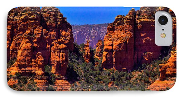 Sedona Rock Formations II IPhone Case by David Patterson