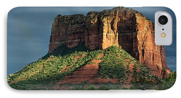 Sedona  IPhone Case by Saija  Lehtonen