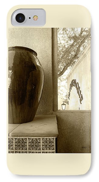 IPhone Case featuring the photograph Sedona Series - Jug And Window by Ben and Raisa Gertsberg