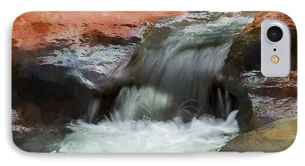 Sedona Splash IPhone Case