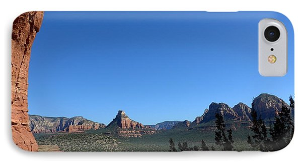 Sedona View From Cave IPhone Case