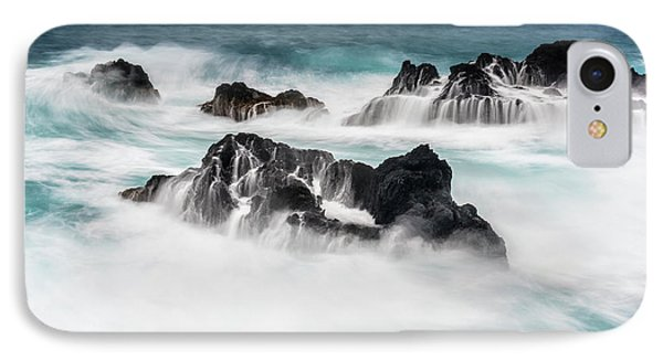 IPhone Case featuring the photograph Seduced By Waves by Jon Glaser