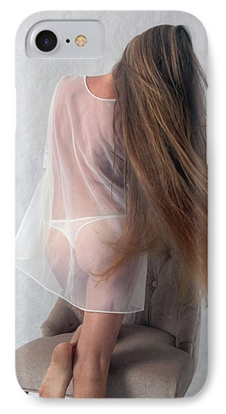 Seduction IPhone Case by Nancy Taylor