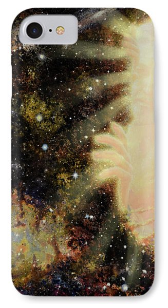 Seeing Beyond 2 IPhone Case by Graham Braddock