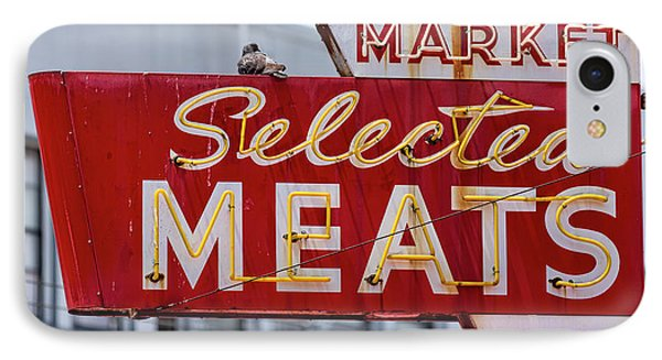 Selected Meats IPhone Case