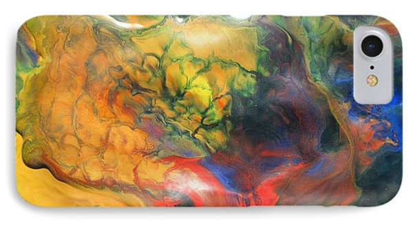 Self Discovery Phone Case by Denise Nickey