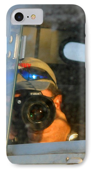 Self Portrait Phone Case by Anthony Jones