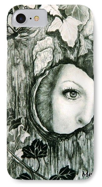 Self Portrait Phone Case by Melodye Whitaker