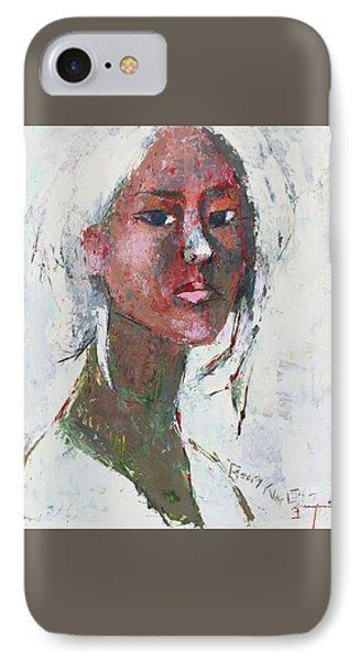 Self Portrait 1503 IPhone Case