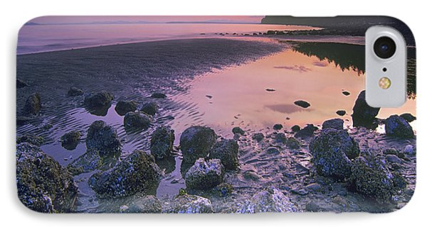 Semiahmoo Bay IPhone Case by Tim Fitzharris