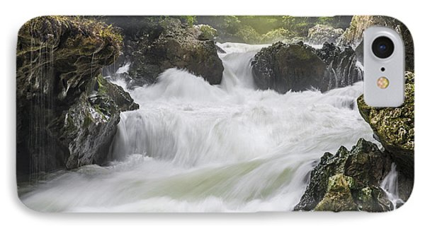 IPhone Case featuring the photograph Semuch-champey River And Waterfalls by Yuri Santin