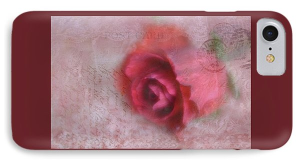 IPhone Case featuring the photograph Send With Love 2 by Diane Alexander