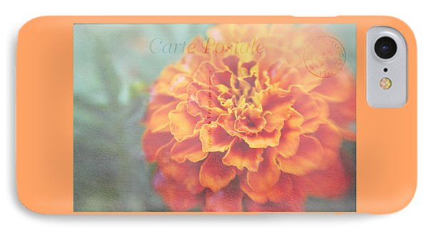 IPhone Case featuring the photograph Send With Love by Diane Alexander