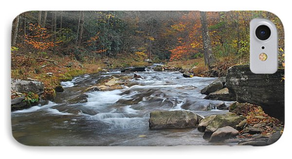 Seneca Creek Autumn IPhone Case