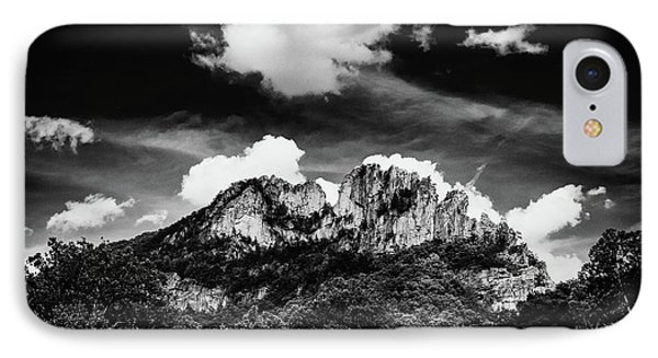 IPhone Case featuring the photograph Seneca Rocks II by Shane Holsclaw