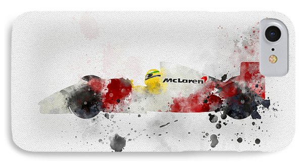 Senna IPhone Case