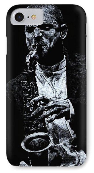 Sensational Sax IPhone Case