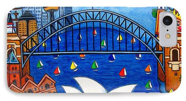 Sensational Sydney IPhone Case