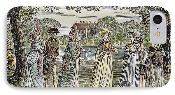 Sense & Sensibility, 1811 Phone Case by Granger