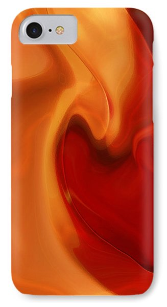 Sensual Love Phone Case by Linda Sannuti