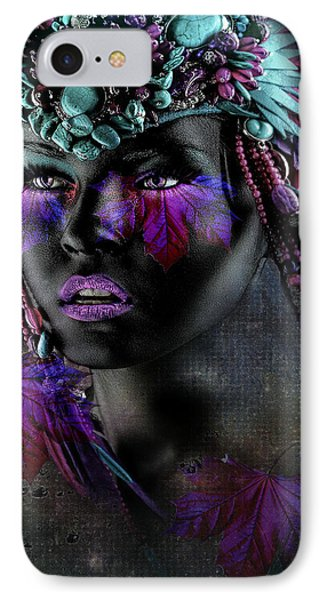 Sensually Beautiful  IPhone Case