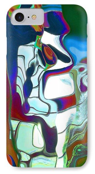 Sentinel IPhone Case by Alika Kumar