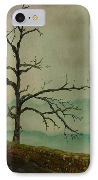 Sentinel Of The Shenandoah  Phone Case by Nicole Angell