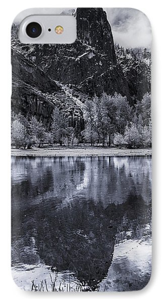 Sentinel Rock IPhone Case by Bill Roberts