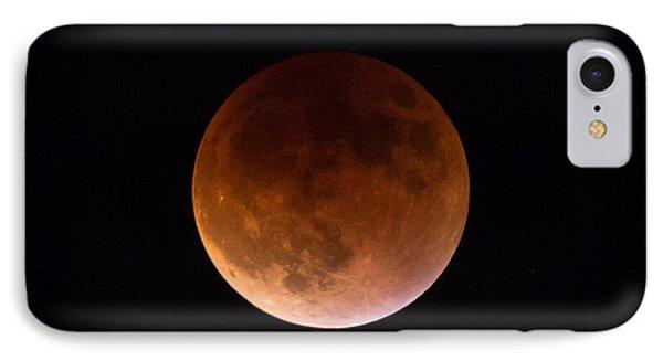 September 27 Super Moon Eclipse IPhone Case