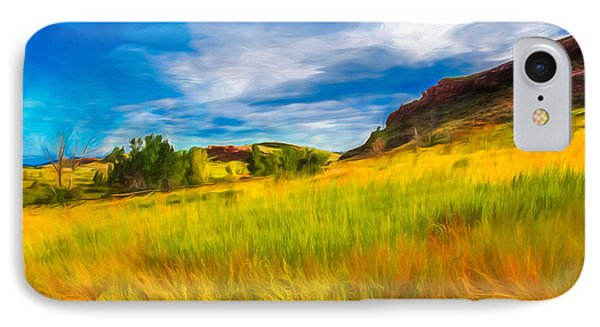 September Morn IPhone Case by Jon Burch Photography