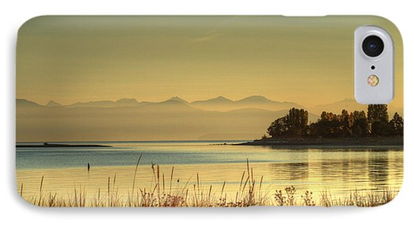 September Morn IPhone Case by Randy Hall