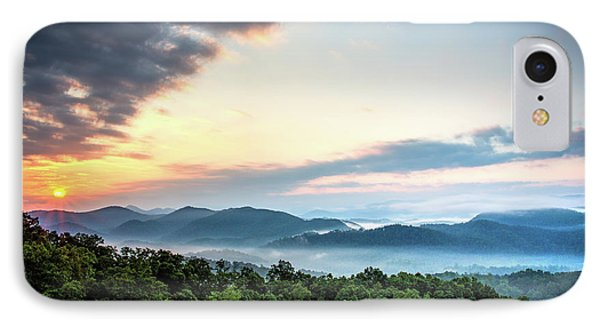 IPhone Case featuring the photograph September Sunrise by Douglas Stucky