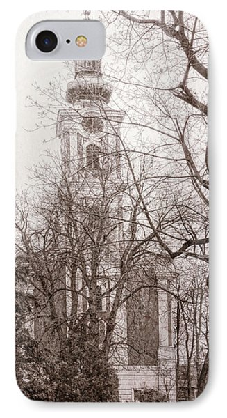 Serbian Orthodox Cathedral IPhone Case