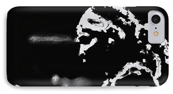 Serena Williams 022 IPhone Case