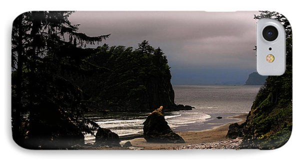 Serene And Pure - Ruby Beach - Olympic Peninsula Wa Phone Case by Christine Till