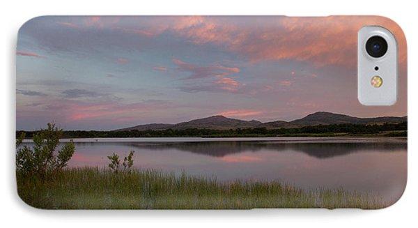 Serene Lake Phone Case by Iris Greenwell