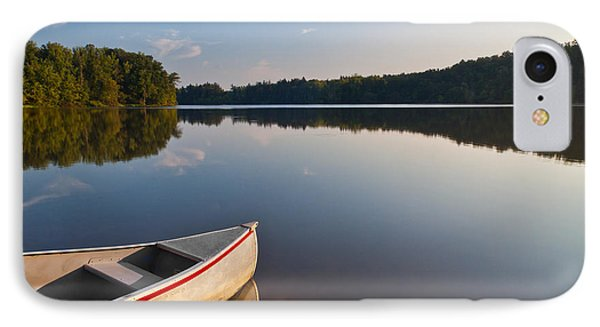 Serene Morning IPhone Case by Dale Kincaid