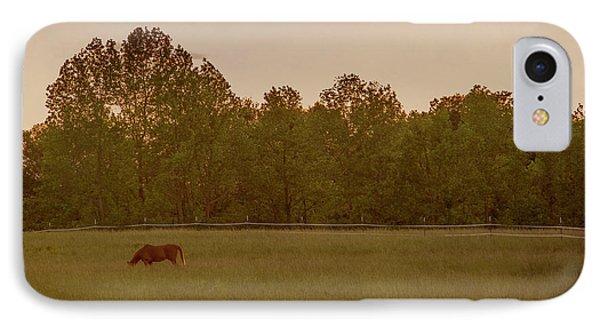 Serene Pasture IPhone Case
