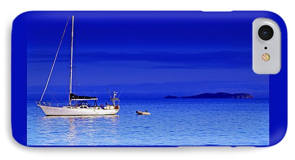 Serene Seas IPhone Case by Holly Kempe