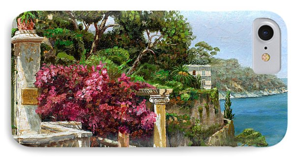 Serene Sorrento IPhone Case by Trevor Neal
