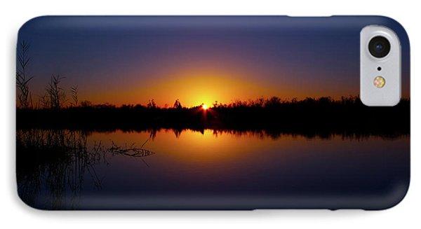 Serene Sunset IPhone Case by Mark Andrew Thomas
