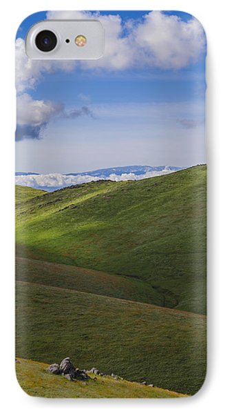 IPhone Case featuring the photograph Serenity And Peace by Marta Cavazos-Hernandez