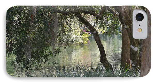 IPhone Case featuring the photograph Serenity by Carol  Bradley