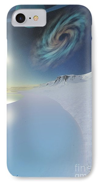 Serenity Phone Case by Corey Ford
