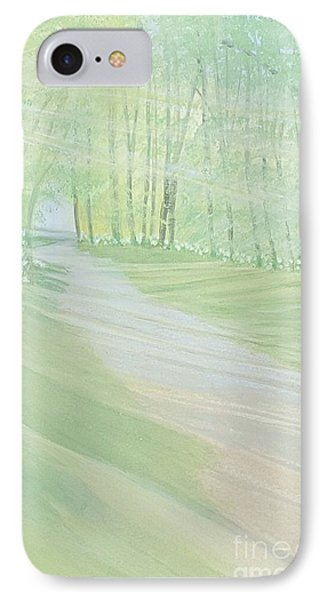Serenity IPhone Case by Joanne Perkins